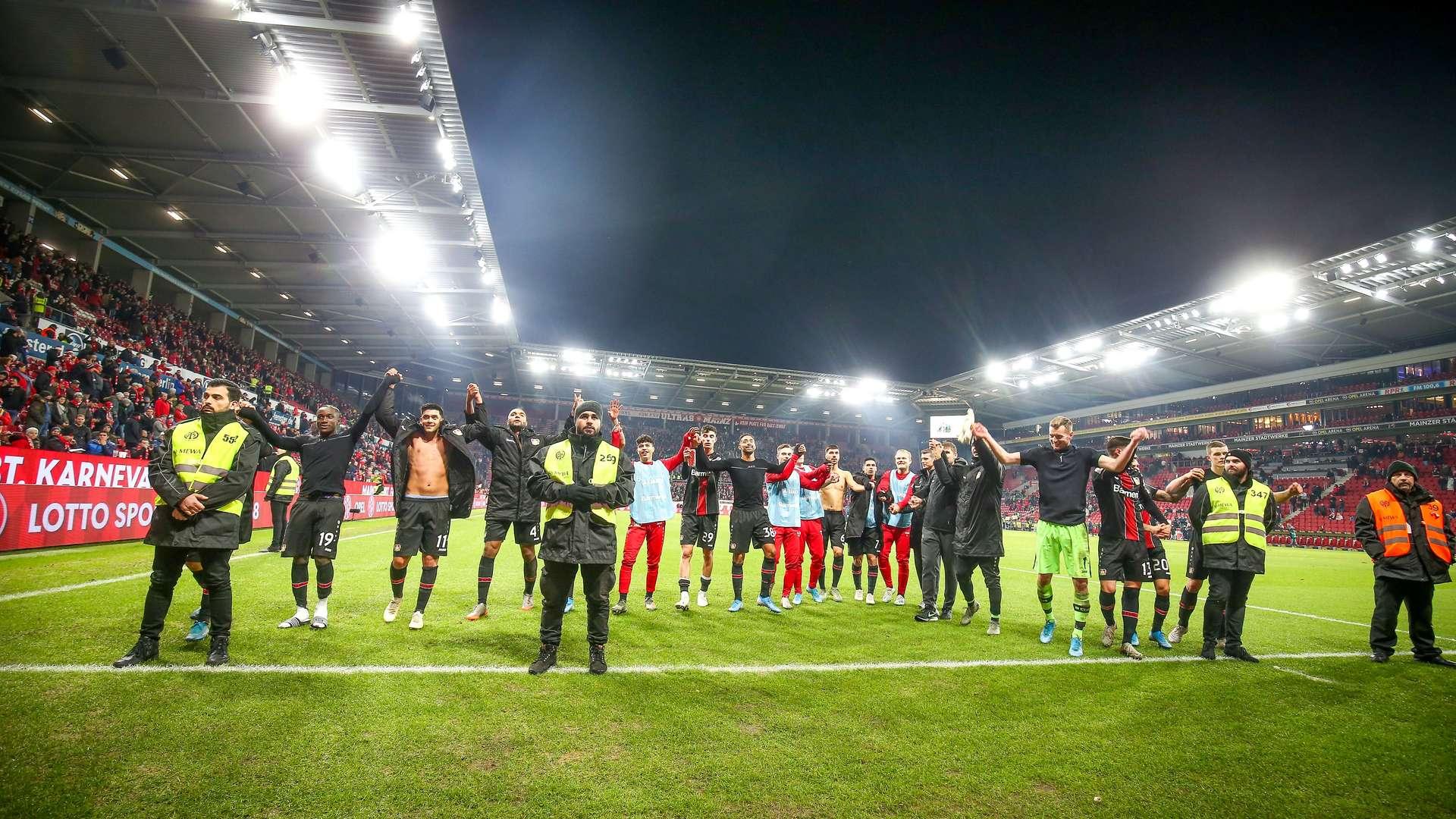 Bayer 04 Leverkusen Fußball Gmbh Bayer04de