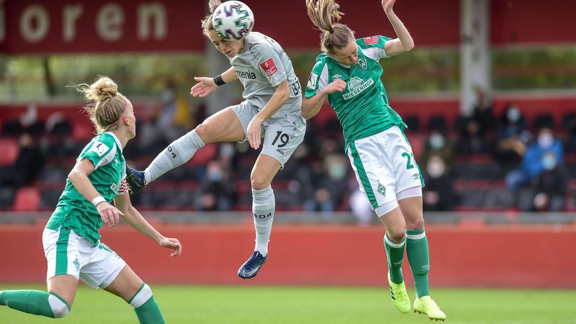 Leverkusen Frauenfußball