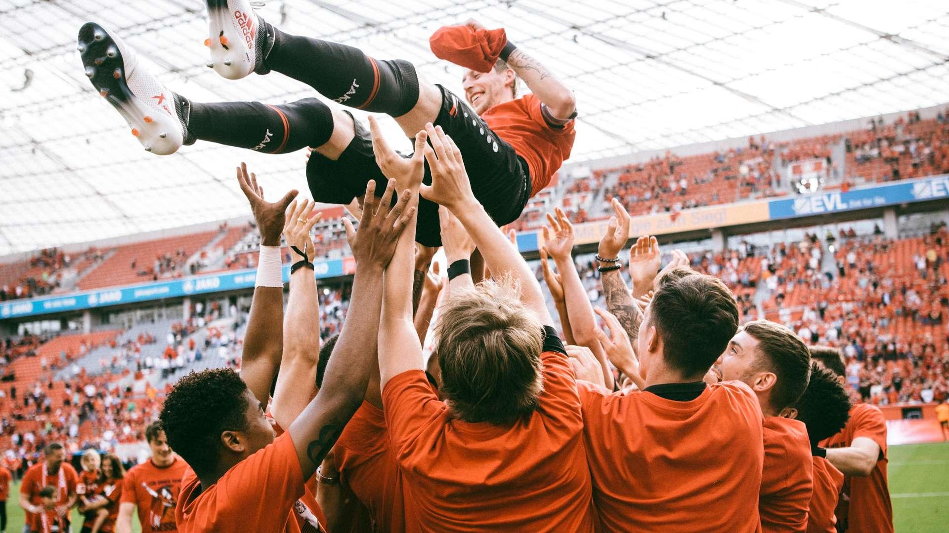 Die Werkself - unser Team   Bayer 04 Leverkusen