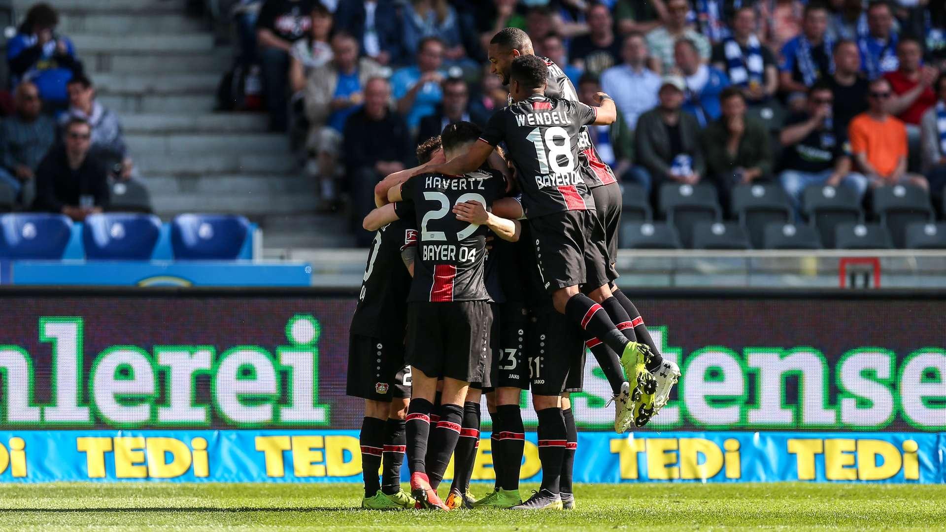 Bayer 04 Leverkusen Fußball GmbH   bayer04 de