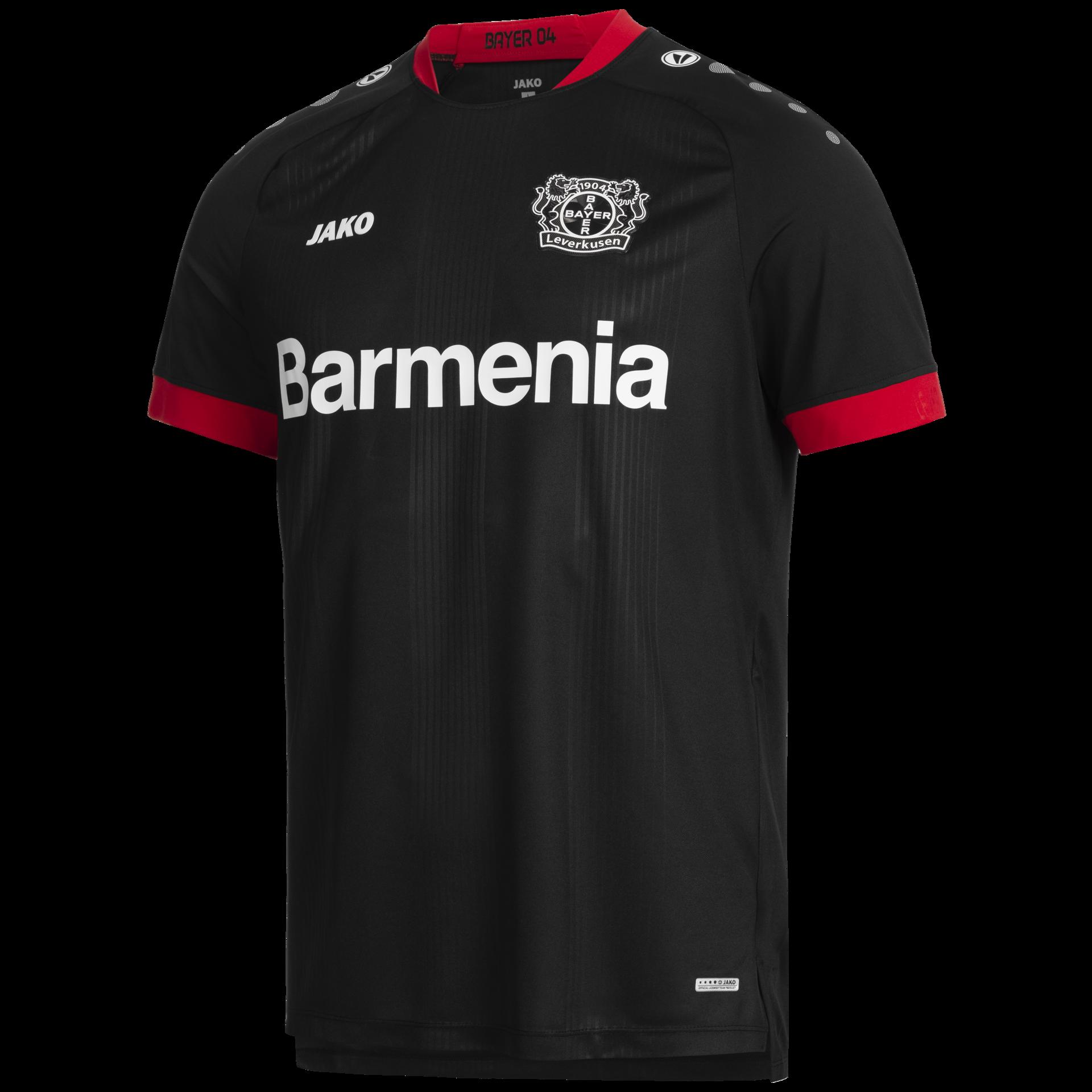 Leverkusen Trikot 20 21