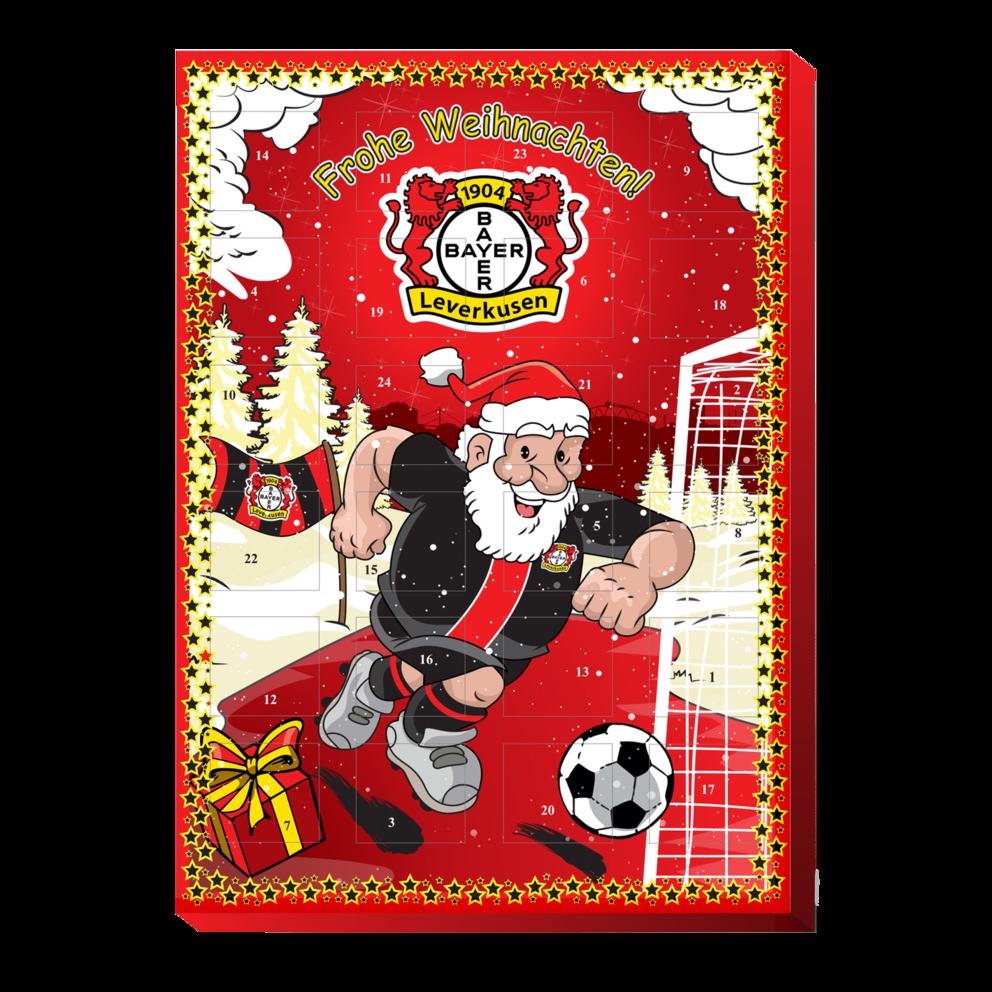 Adventskalender Bayer 04 Leverkusen Fanshop