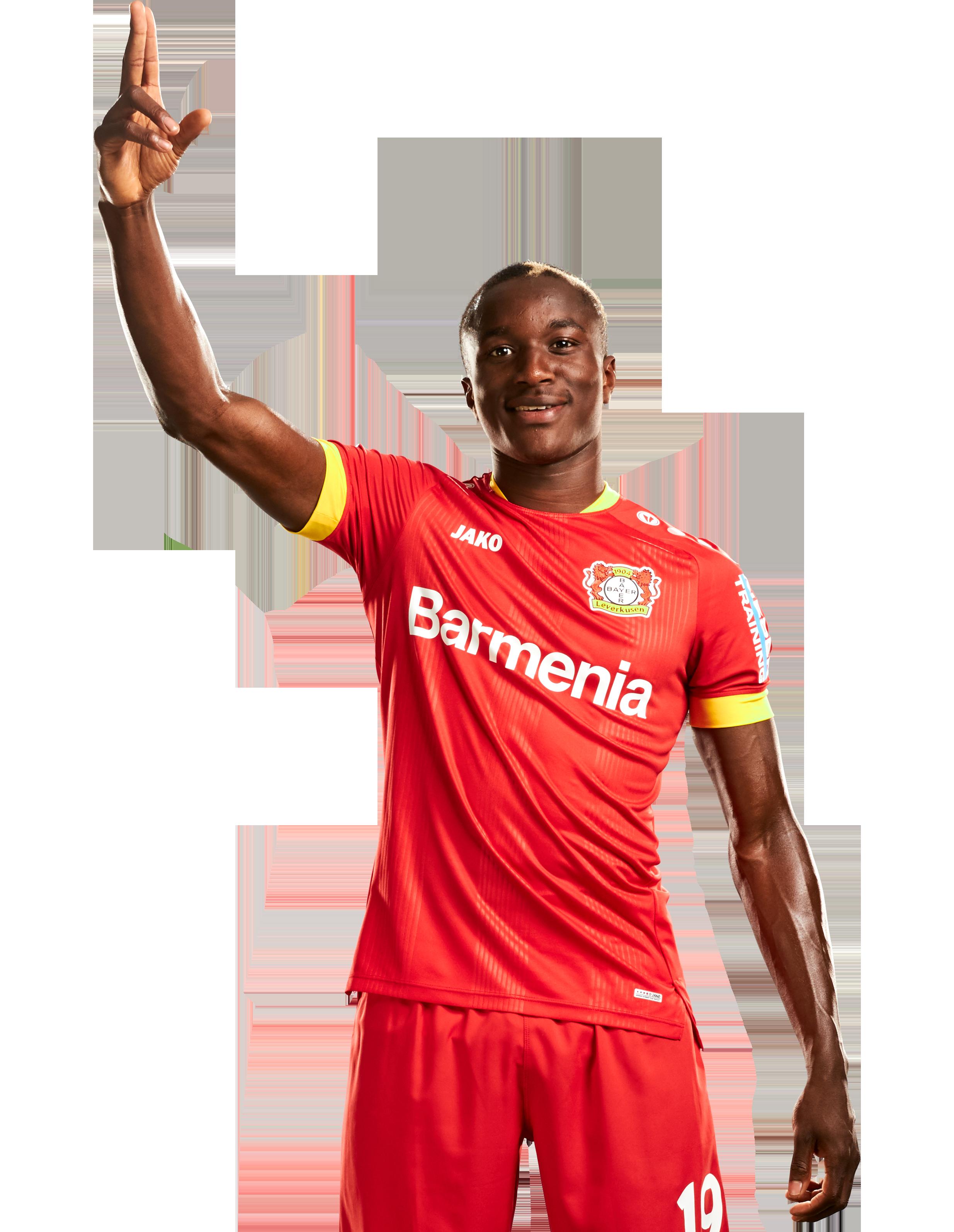Moussa Diaby   Bayer 04 Leverkusen Fanshop   Bayer 04 Leverkusen ...