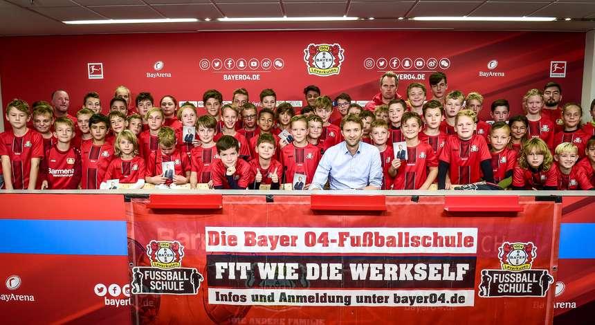 Bayer 04 Leverkusen Soccer School