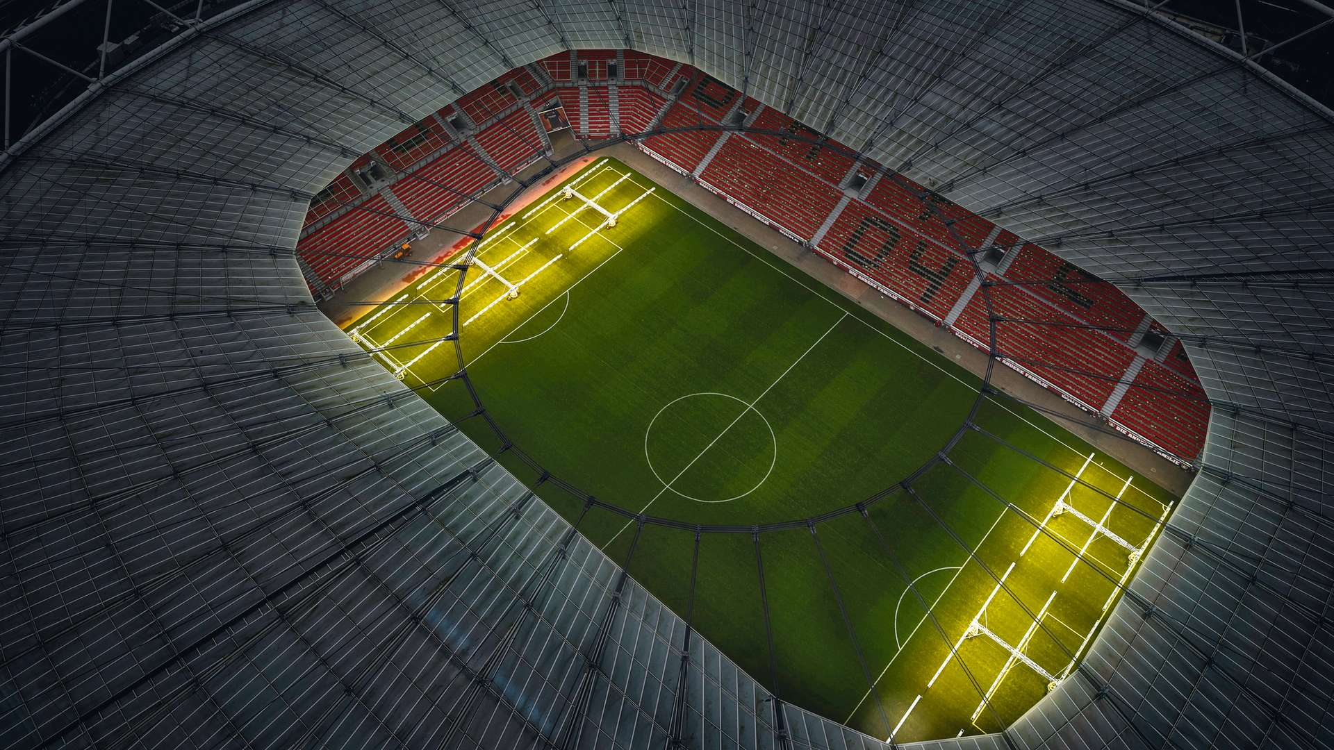 24 hours at the BayArena  – a stadium from 200 angles  5d3e1cabe5f9c