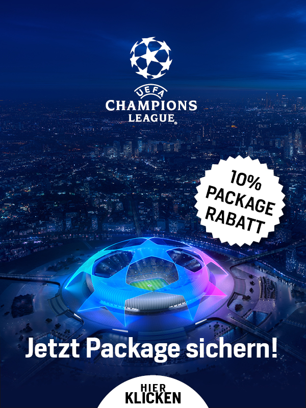 Champions League tickets for the first home game | Bayer04 de