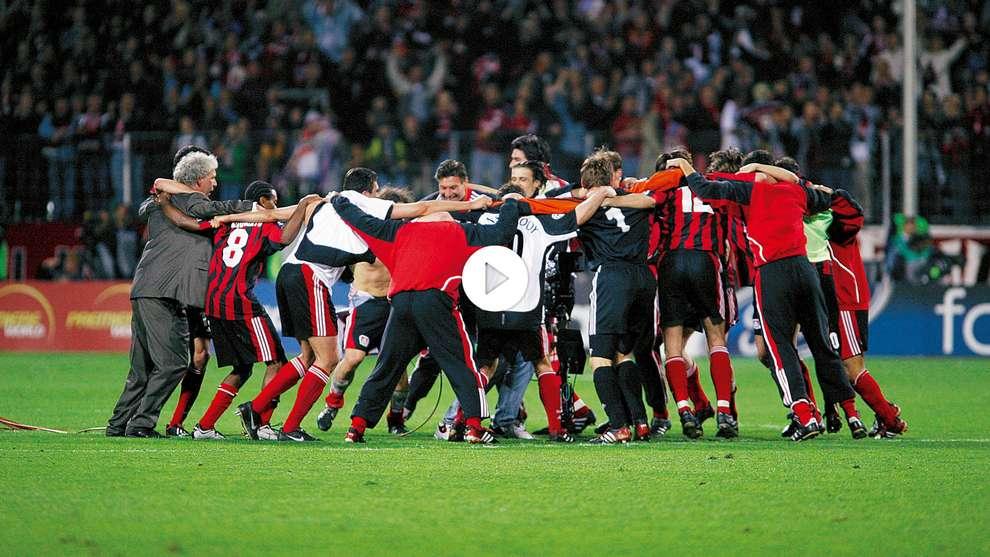 Programm Pokal 2001//02 Hannover 96 Bayer Leverkusen