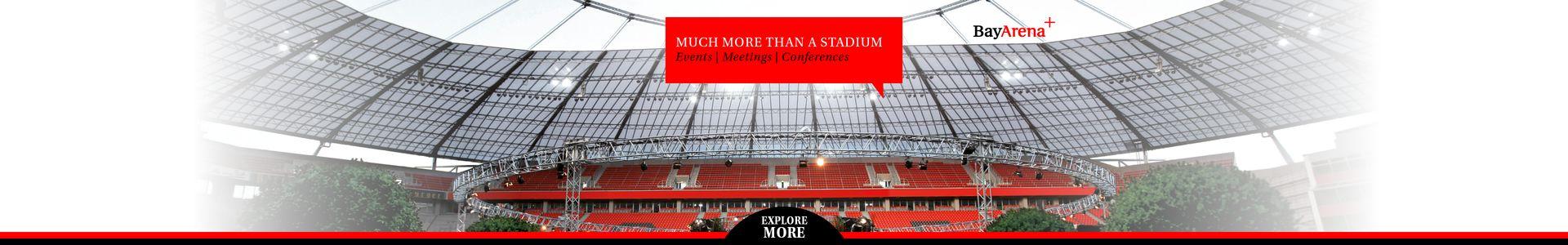 The BayArena - our stadium  da9a02a252a42