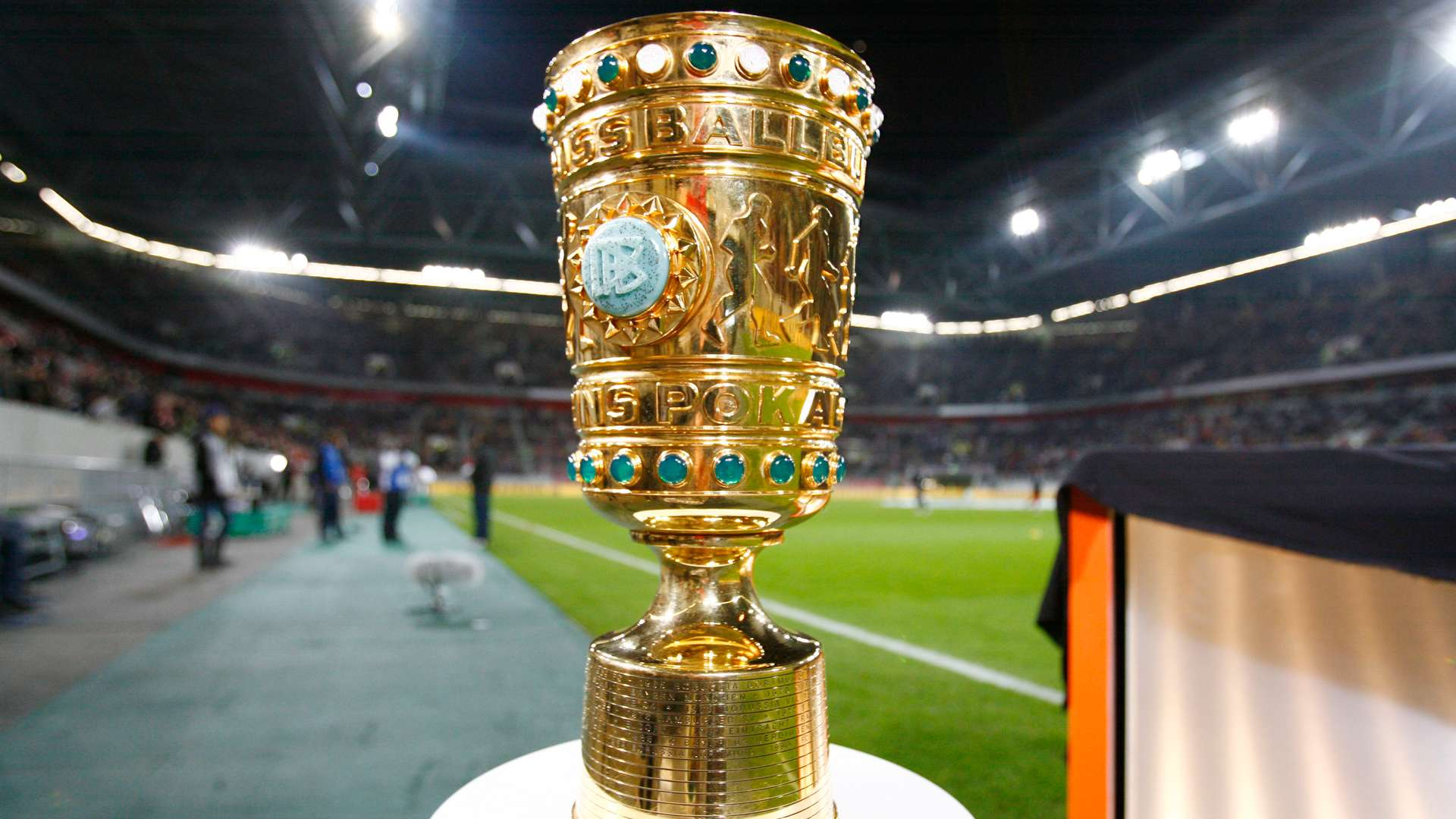 Bayer 04 away to Alemannia Aachen in the DFB Cup | Bayer04.de