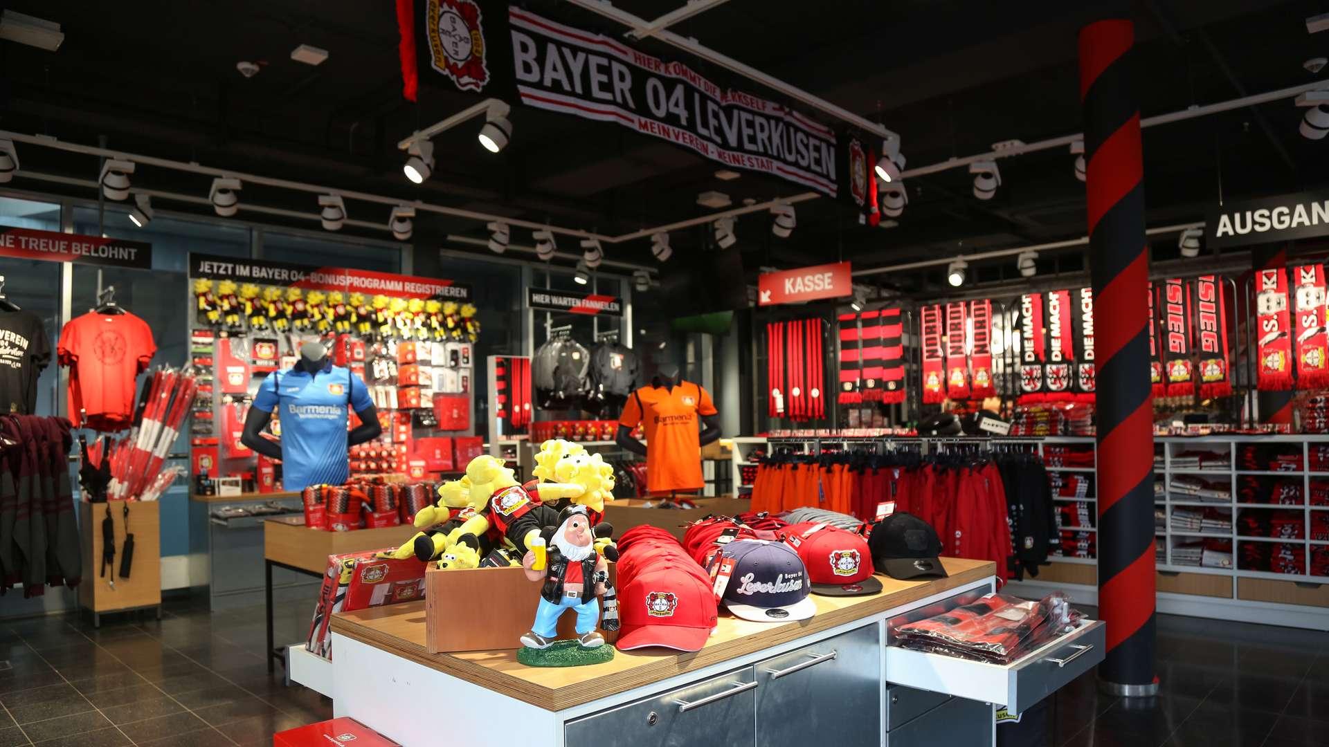 Bayer Leverkusen Fanartikel