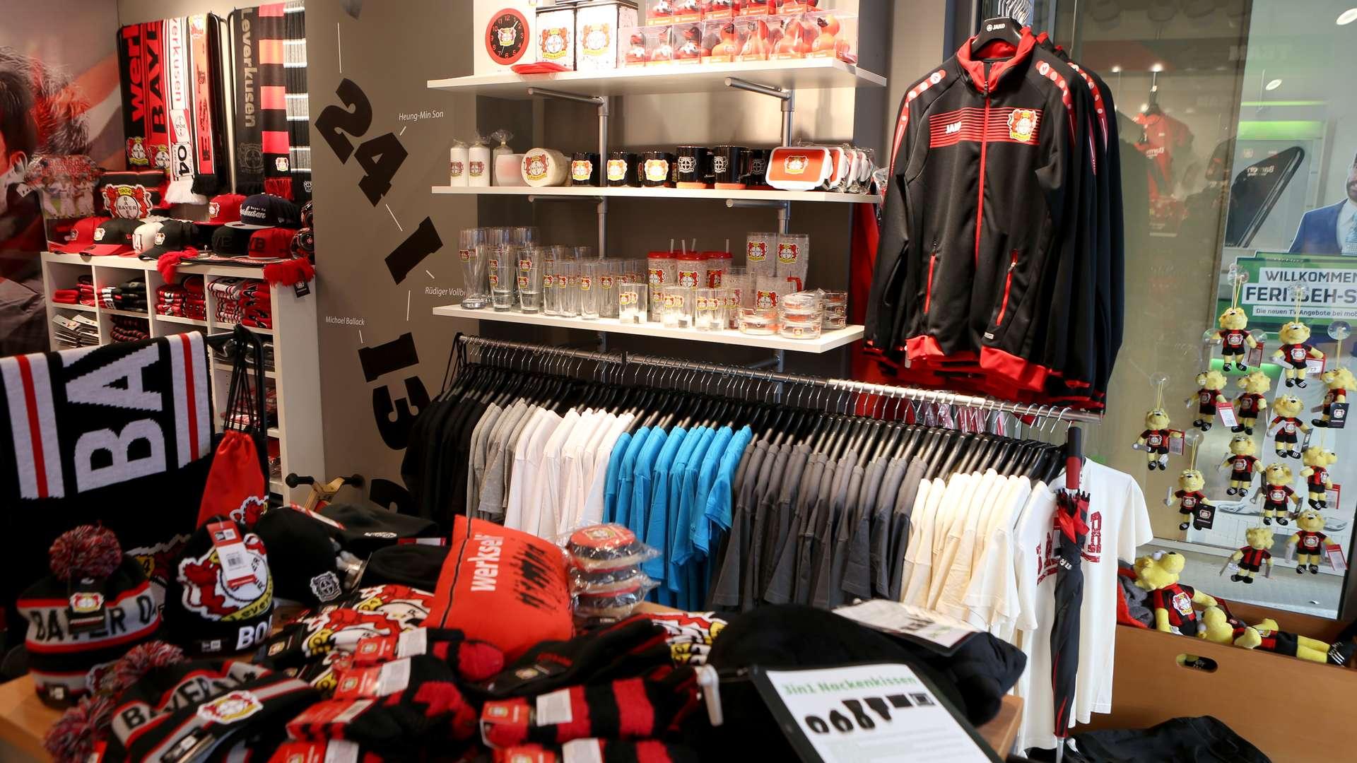 Bayer 04 Shop