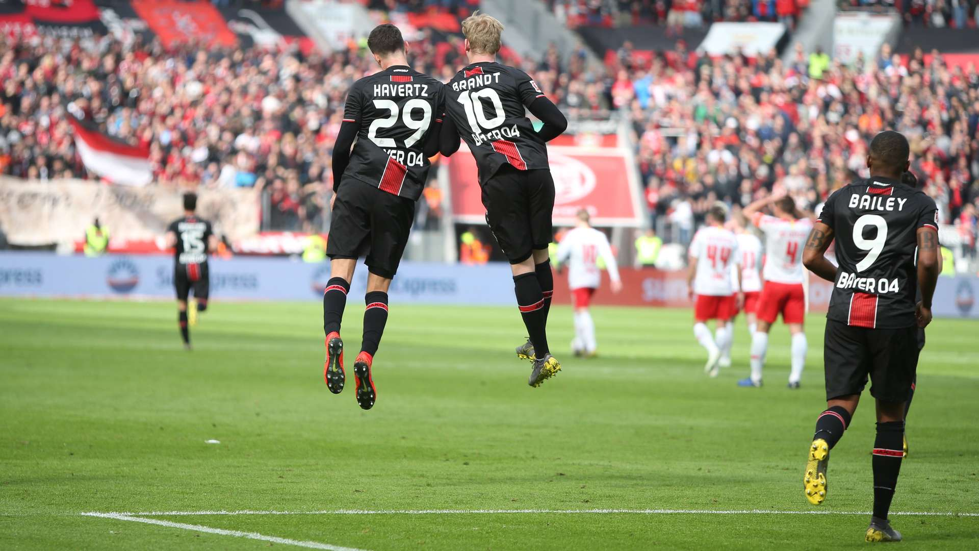 The second half of the 2018/19 season in numbers – Part 2   Bayer04.de