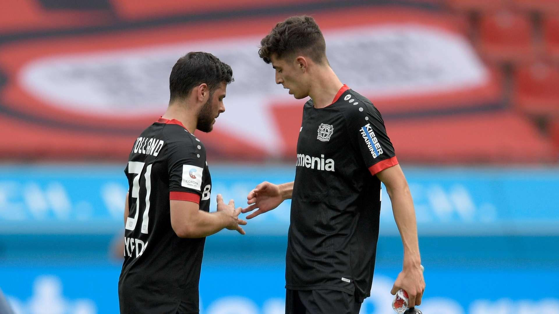 League news in brief: The Werkself end of term report   Bayer04.de