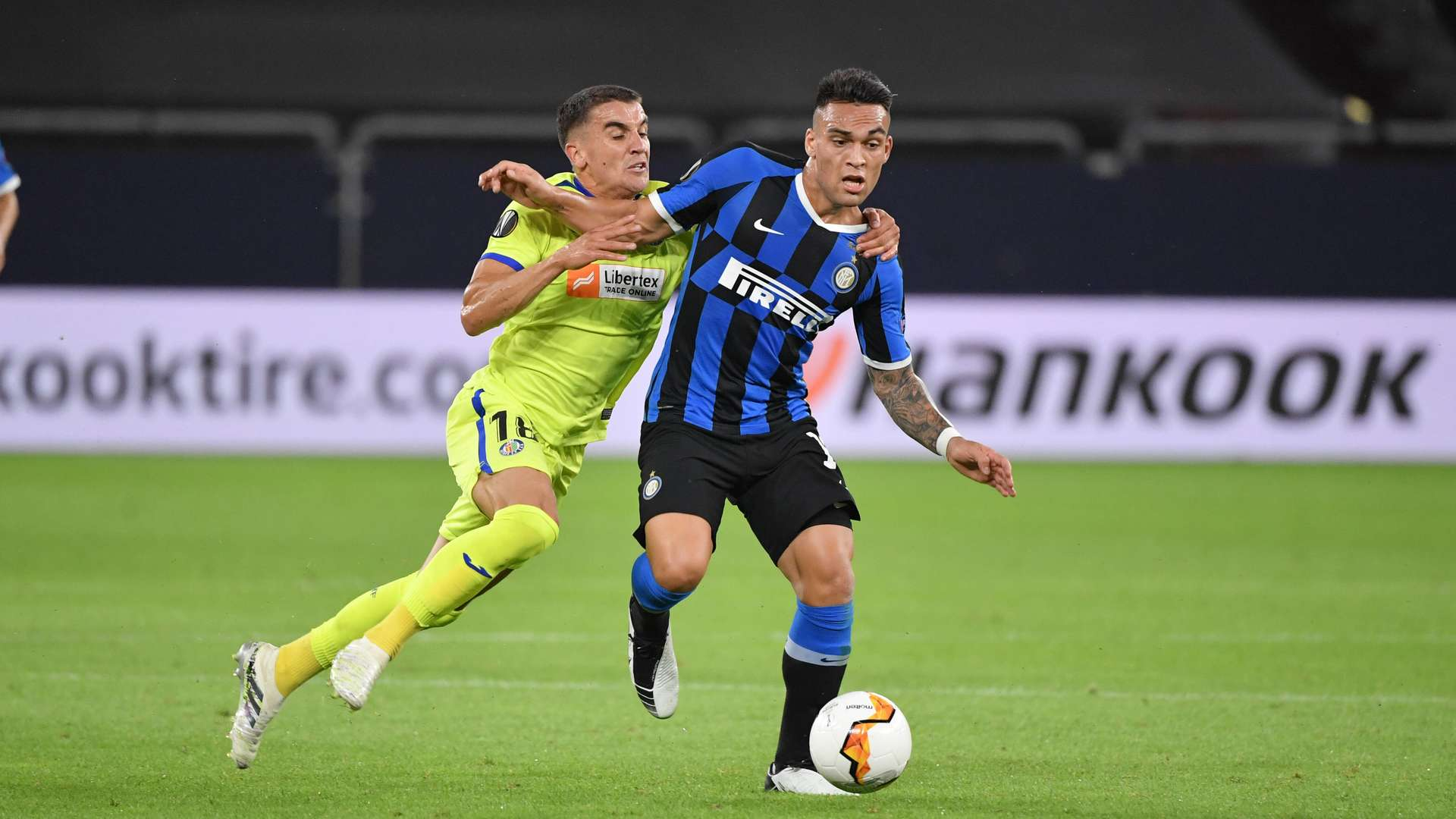 Inter Gegen Getafe